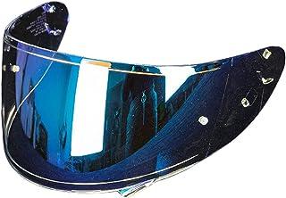 KESOTO Acessórios de Peças para Capacetes de Motocicleta Viseira para PC Z7 Z-7 CNS-3R X-spirit - Transparent Blue J