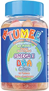 Mr.Tumee Omega3 Gumee 60's