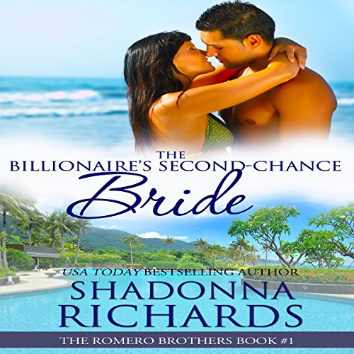 The Billionaire's Second-Chance Bride audiobook cover art