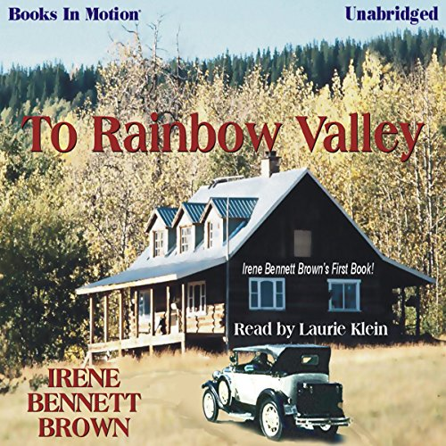 To Rainbow Valley audiobook cover art