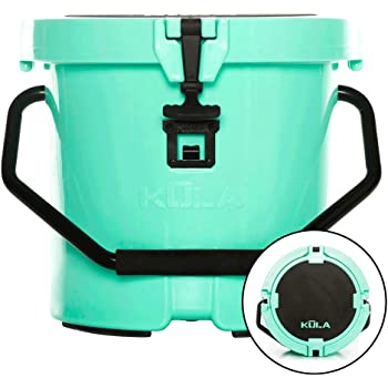 KULA Cooler 5 | Lightweight Cooler with Strong Insulation & HD Construction, 5 Gallon, Seafoam