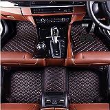 VEMAT Alfombrillas de Coche compatibles con alfombras 3D Aserati Granu urismo Coupe 2007-2014