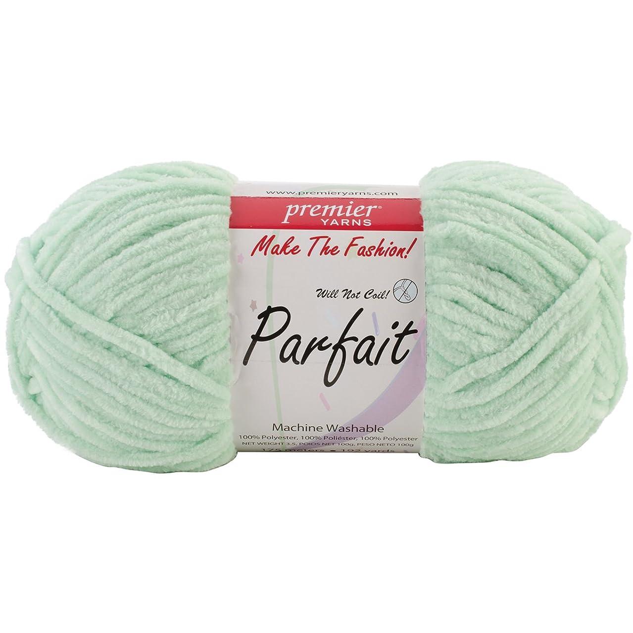 Premier Yarn Parfait Solid Yarn, Melon, 3 Pack
