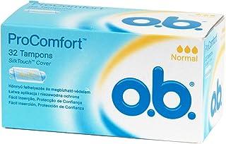 OB - Tampones Digital Normal Sin Aplicador 32 Procomfort