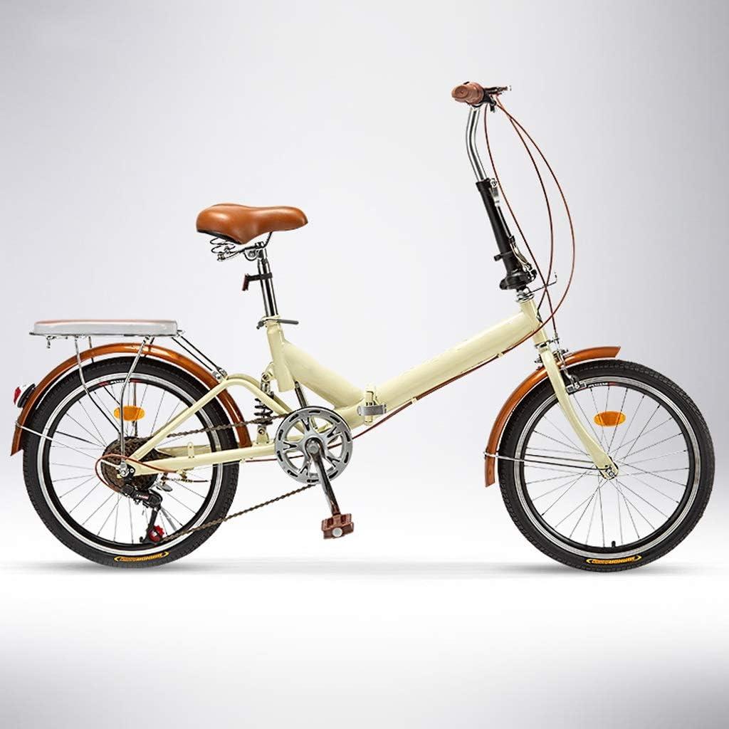 Memphis Mall WWFAN 6 Speed Folding Bike excellence 20in Ul Bike,Variable Womens Wheel