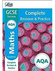 AQA GCSE 9-1 Maths Foundation Complete Revision & Practice (Letts GCSE 9-1 Revision Success)