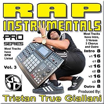 Rap Instrumentals, Vol. 3