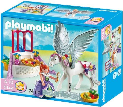 Playmobil 5144 - Pegasus mit Schmück-Ecke