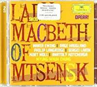 Shostakovich: Lady Macbeth of Mtsensk by Aage Haugland (2011-08-03)