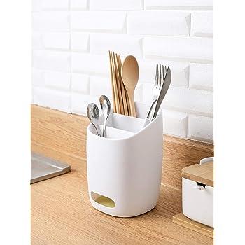 Secador de Cubiertos Elegante para Todas Las cocinas ROSMARINO Escurridor de Cubiertos para Cocina Moderna Utensilios de Cocina Premium