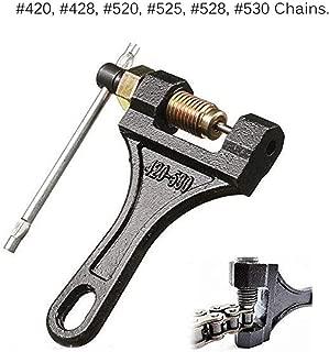 FidgetKute Chain Breaker Link Splitter Tool for Motorcycle 420/428/520/525/528/530 Chains