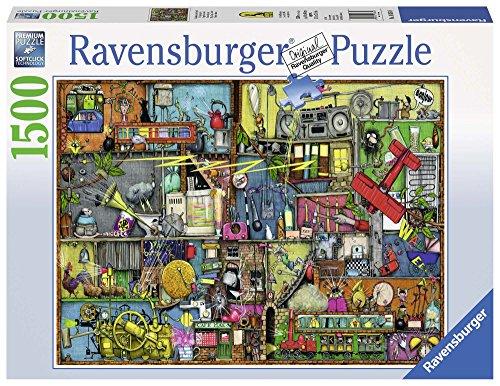Ravensburger Ravensburger-4005556163618 Puzzle 1500 Piezas, Multicolor (1)