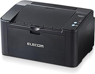 エレコム モノクロレーザープリンター WiFi接続 スマホ・タブレット対応 EPR-LS01W