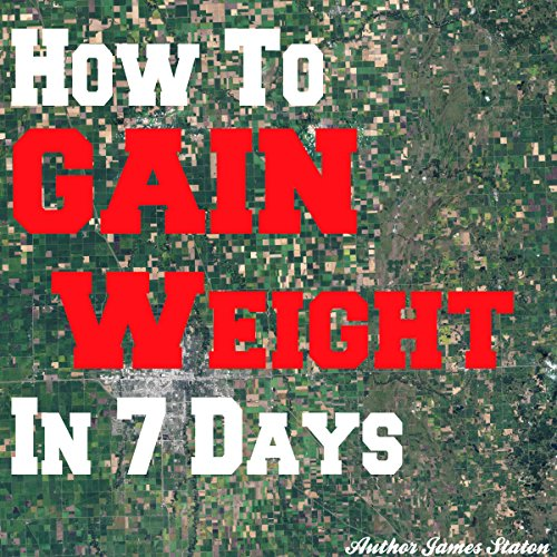 How to Gain Weight in 7 Days audiobook cover art