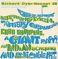 Vol. 12-Richard Dyer-Bennet