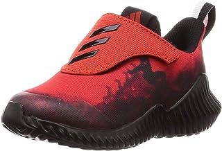 adidas kids 阿迪达斯童鞋 婴童 学步鞋 FortaRun Spider-Man D96882