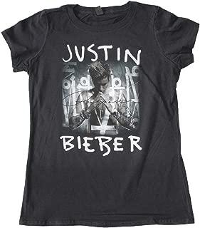 Juniors: Justin Bieber- Purpose Juniors (Slim) T-Shirt