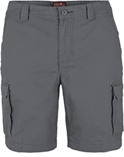 westAce Mens Cargo Combat Shorts Work Wear Cotton Chino Casual Half Pant