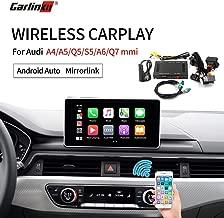 Carlinkit Wireless Carplay Android auto Receiver Box for Audi A4/Q5/A5/S5/A6/Q7 MMI Original Screen carplay Upgrade