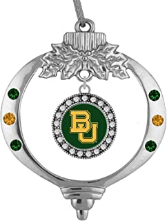 Final Touch Gifts Baylor University Christmas Ornament