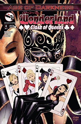 Wonderland: Clash of Queens #4 (of 5) (English Edition)
