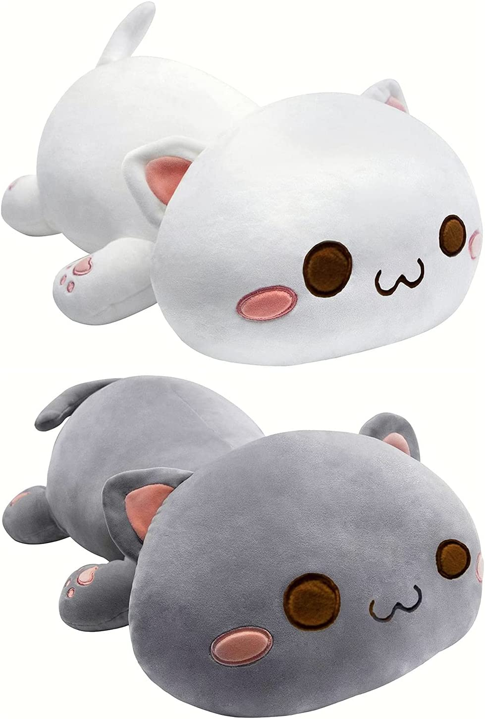 Bombing new Ranking TOP12 work GXLXDHSH Cute cat Plush Stuffed Toys Soft Pillow for Chi Kitten