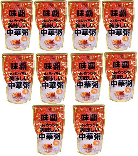 ウェイパー de めっちゃ美味しい中華粥 鶏 300g×10食分