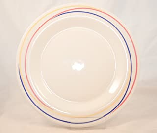 France ARCOPAL Dishes - Fireworks - Dinner Plates - Set of 4