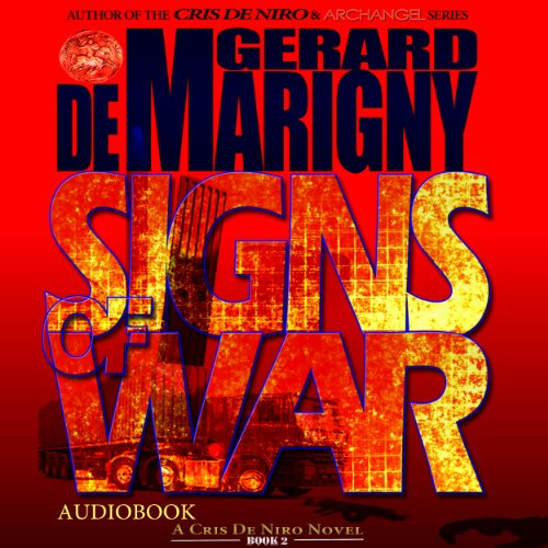 Signs of War audiobook cover art