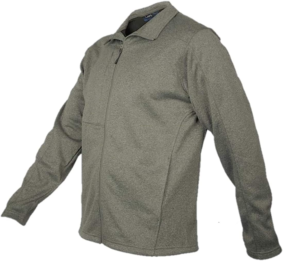 LA Police Regular discount Gear Men's Fleece Jacket Popular product Soft-Shell