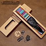 Camera Sangles Retro Vintage Vns doux Multicolore Sangle de cou pour All DSLR Cameras Canon Nikon...