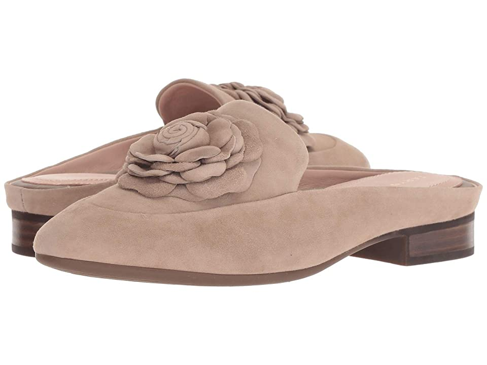 Taryn Rose Blythe (Taupe Suede) Women