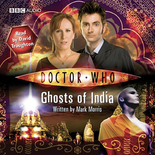 Doctor Who audiobook cover art