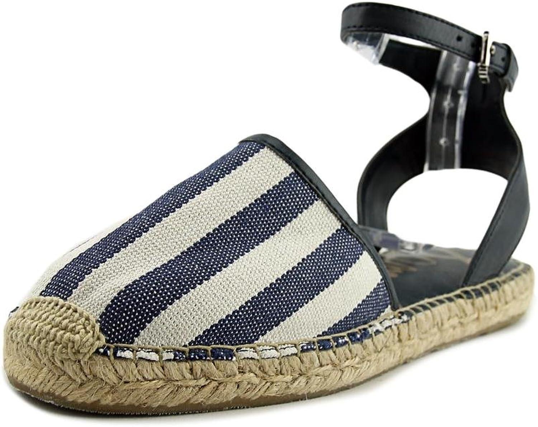 Sam Edelman Womens Vivian Closed Toe Casual Slide Sandals