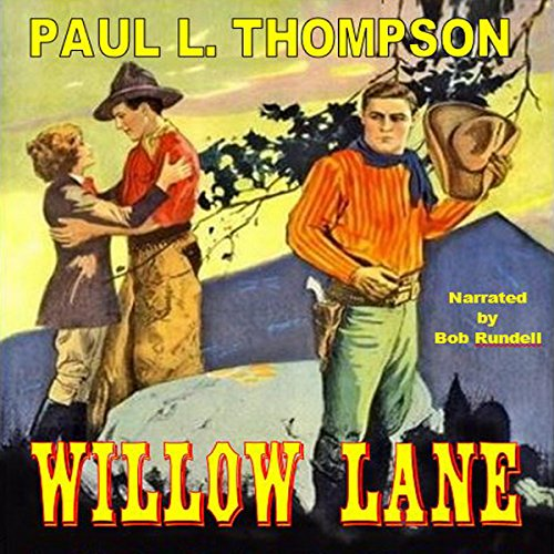 Willow Lane audiobook cover art