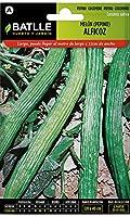 Semillas Batlle–Concombre Melon arménien - Melon serpent matériel authentique produits de haute qualité Fabriqué en : Espagne