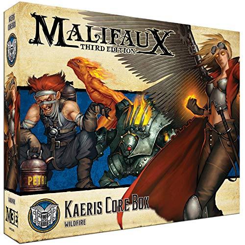 Malifaux Third Edition Arcanists Kaeris Core Box