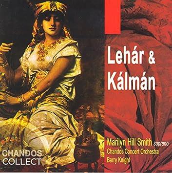 Smith, Marilyn Hill: Lehar / Kalman: Soprano Arias