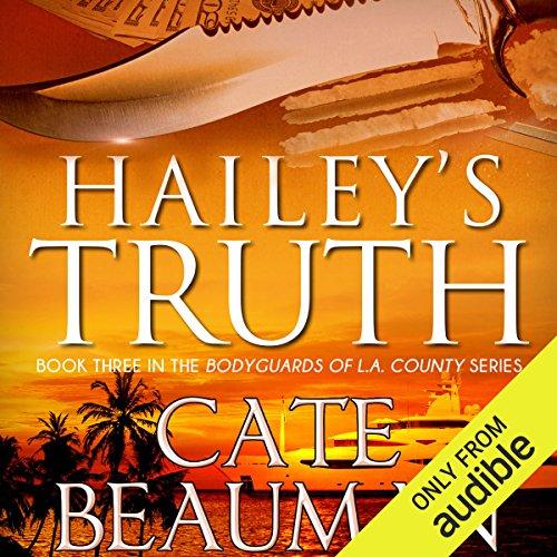 Hailey's Truth audiobook cover art