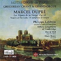 Gregorian Chant & Grand-Orgue