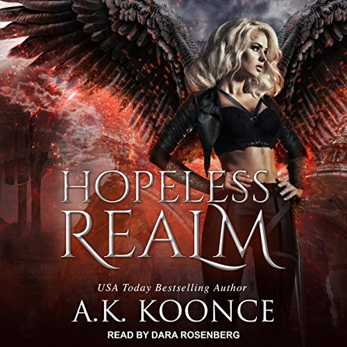 Hopeless Realm audiobook cover art