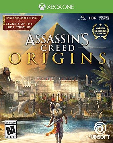 Ubisoft Assassins Creed Origins - Xbox One Standard Edition