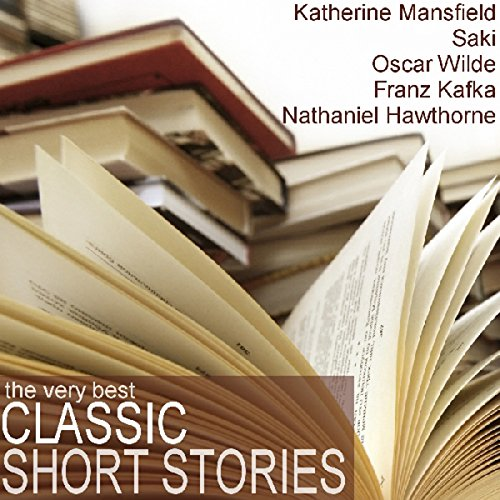 The Very Best Classic Short Stories audiobook cover art