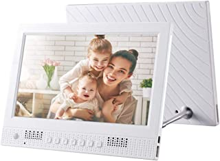 10.4 inch TFT LCD Display Multi-Media Digital Photo Frame with Music & Movie Player/Touch Control/Remote Control Function,...