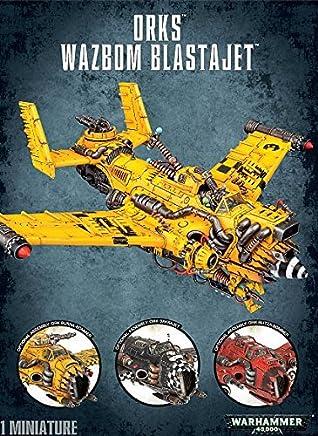 Ork Wazbom Blastajet - Orks - Warhammer 40k -