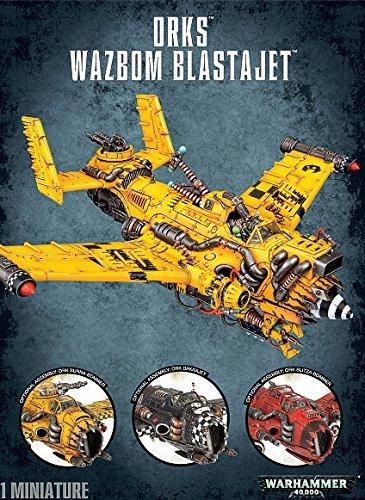 Games Workshop Ork Wazbom Blastajet/Bommer 50-32 [ Warhammer 40K ]