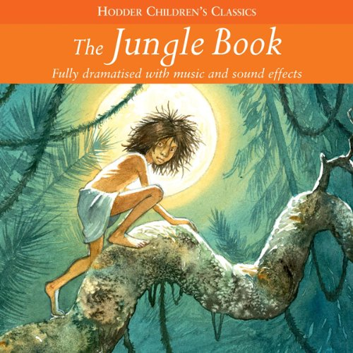 The Jungle Book (Dramatised) cover art