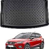 L1L1L1 Alfombrillas para maletero de coche para Seat Arona, impermeables, a prueba de polvo, antiarañazos, maletero, protector de maletero