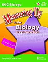 Measuring up to the Biology End-Of-Course Exam: Texas STAAR edition