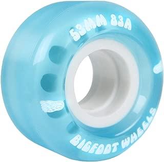 Bigfoot Skateboard Wheels 53mm 83A Soft Cruiser Filmer Wheels